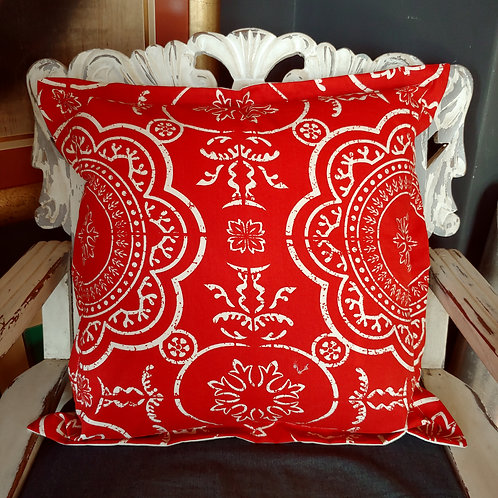 Rusty Red Scatter cushion