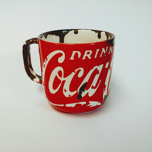 Cola Pottery Mugs