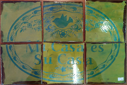 Mi Casa Set of tiles