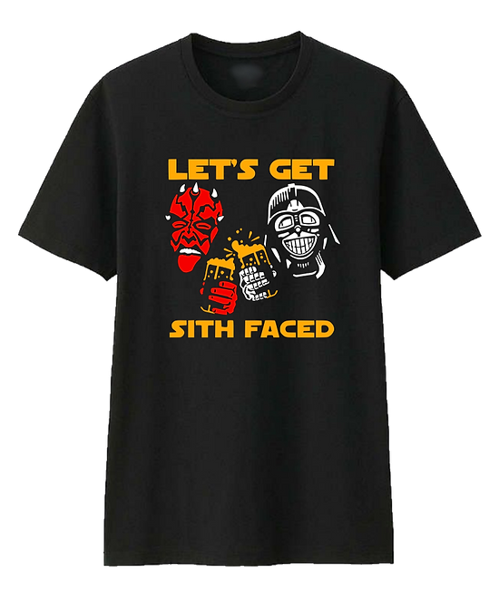 Let's get Sith Faced