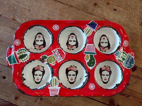 Frida Muffin pan