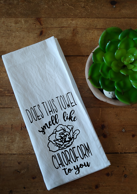 100% Cotton Dishcloth - Does this towel