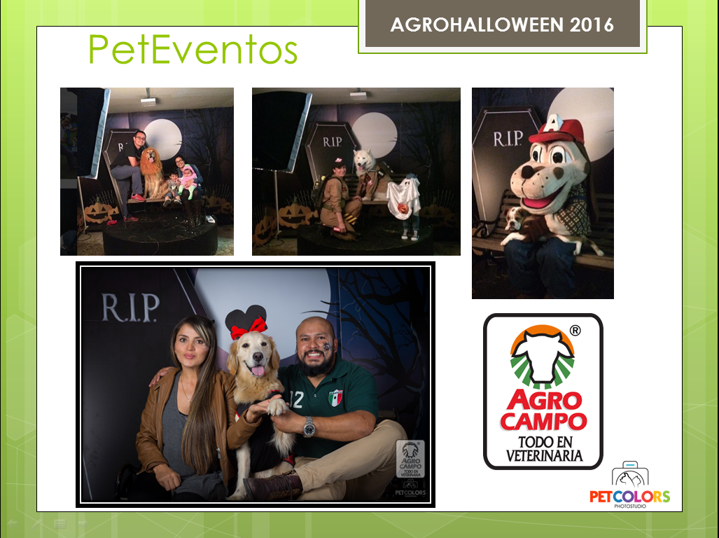 Evento Agrocampo - AgroHalloween
