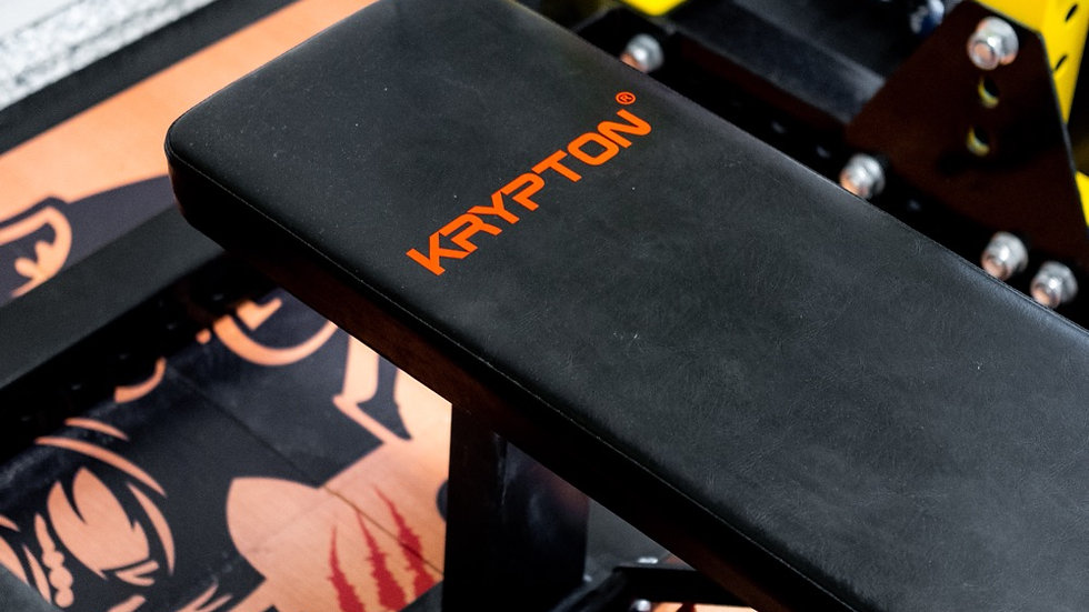Flat & Adjustable Bench