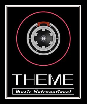 Theme Music International - Sepia Border