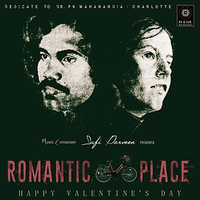 Romantic Place - Audio Cover - Theme Mus