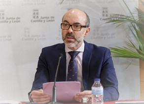 COLEF Castilla y León se reúne con el Consejero de Cultura y Turismo