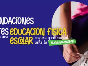 Recomendaciones docentes para una Educación Física presencial segura y responsable