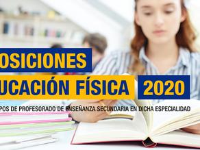 Castilla y León convoca procedimiento de selección de 40 plazas de profesor de educación física