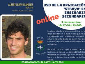 """FORMACIÓN: """"Uso de la aplicación 'Strava' en Enseñanza Secundaria"""""""