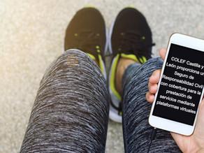 El SRC colegial cubre la prestación de servicios físico-deportivos mediante plataformas virtuales
