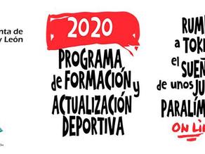 Jornada PFAD 2020: deporte, discapacidad e inclusión.