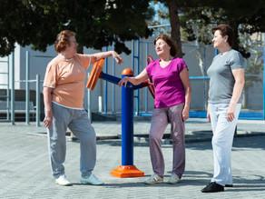 Salamanca no cuenta con educadores físicos para sus actividades físicas en los parques saludables
