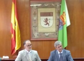 COLEF Castilla y León firma convenio de colaboración con la Universidad de León