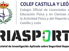 COLEF Castilla y León se adhiere a RIASPORT
