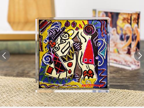 ARTISTMARK - Limited Edition Acrylic Block Print (EP#)