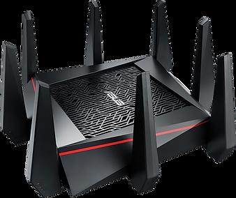 wireless router eight antennas