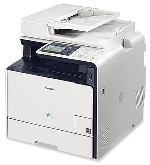 laser printer with scanner