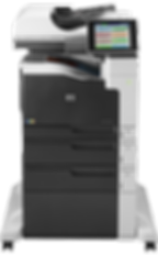 large floor standing printer scanner