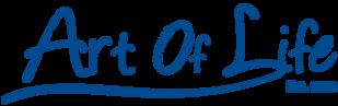 logo art of life