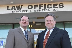 logo sokoloff and weinstein law offices