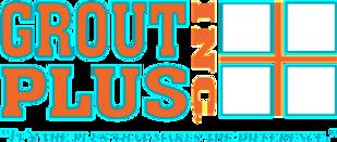 logo grout plus