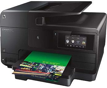 inkjet printer with scanner