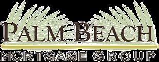 logo palm beach motgage group
