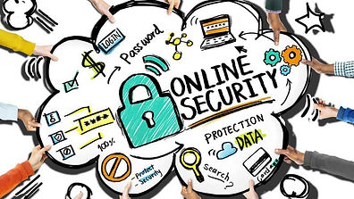 various online security problems