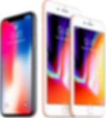 various iphone models