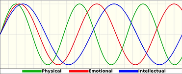 biothythm graph