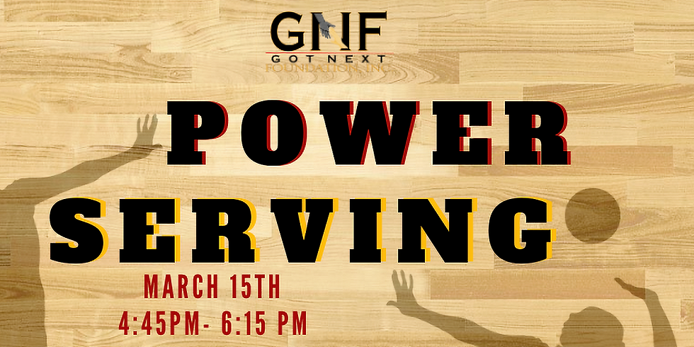 Power Serving Clinic