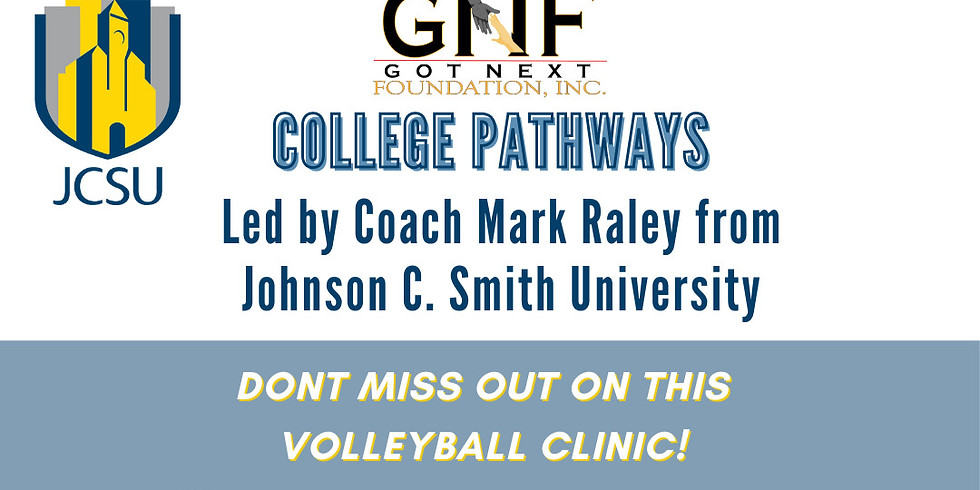 College Pathways Volleyball Clinic