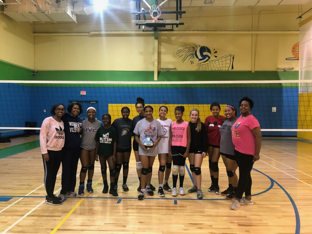GNF Volleyball Clinic