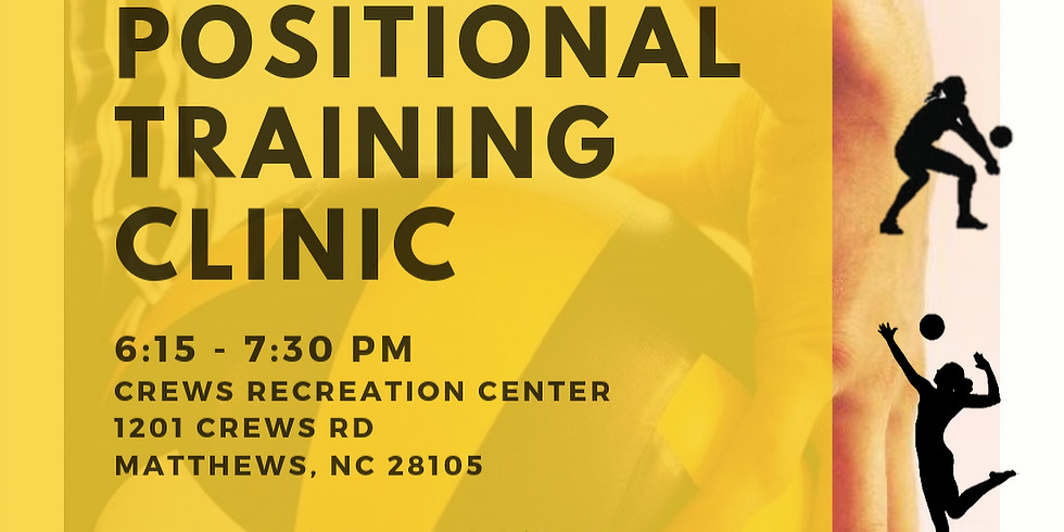 Positional Training Clinic