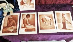 תערוכת ציורי שמן - שנת היסוד
