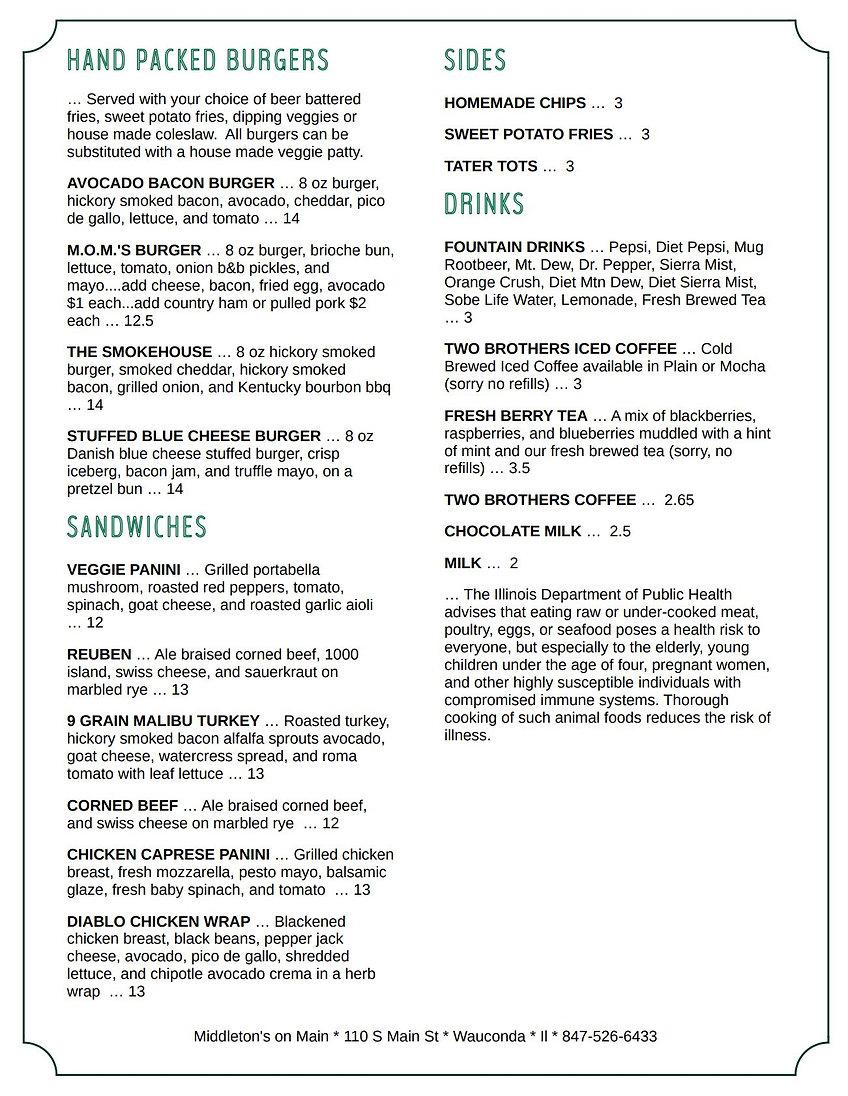 Lunch Menu Page 2.JPG