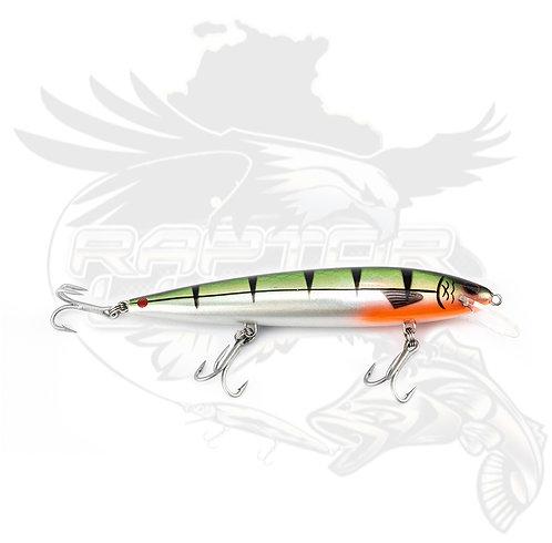 6 inch Patriot - Olive Chrome