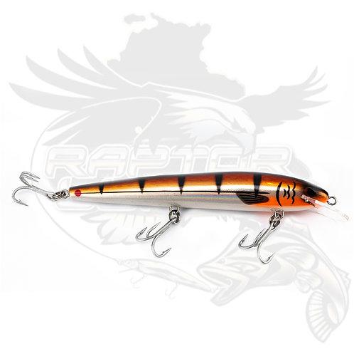 7 inch Dominator - Copper Chrome