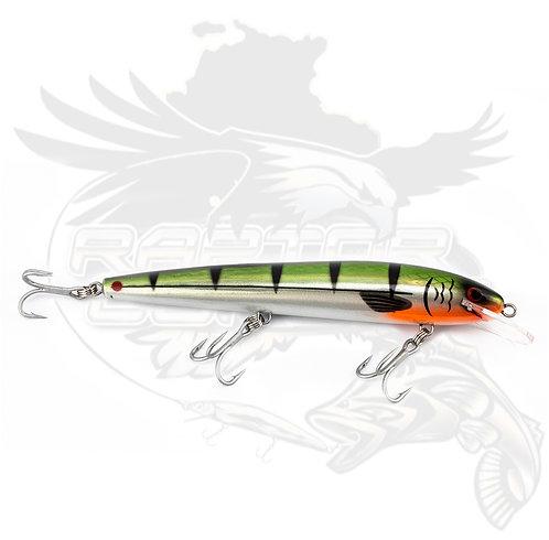 Raptor 7in Dominator Olive Chrome