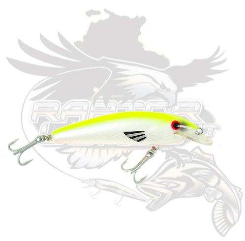 Raptor Jack Snax'Chartreuse Pearl' shallow