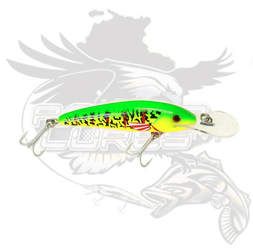Raptor Jack Snax 'Green Camo' 10+