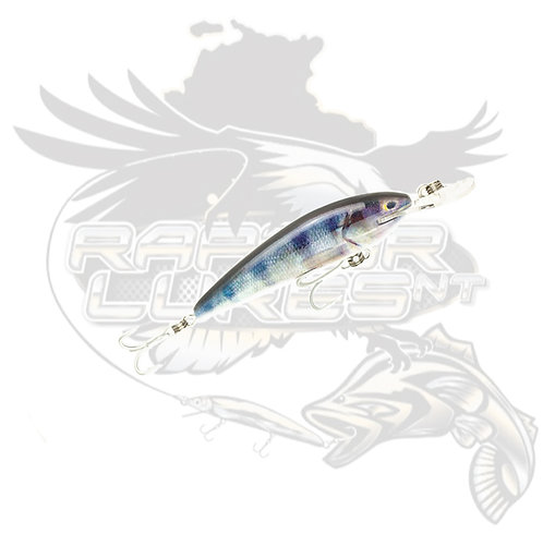 T/S - Live Series Suspending 7+Red Fin Perch