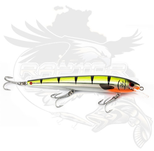 7 inch Dominator - Chartreuse Chrome