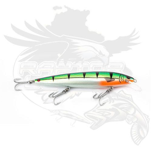 6 inch Patriot - Green Chrome