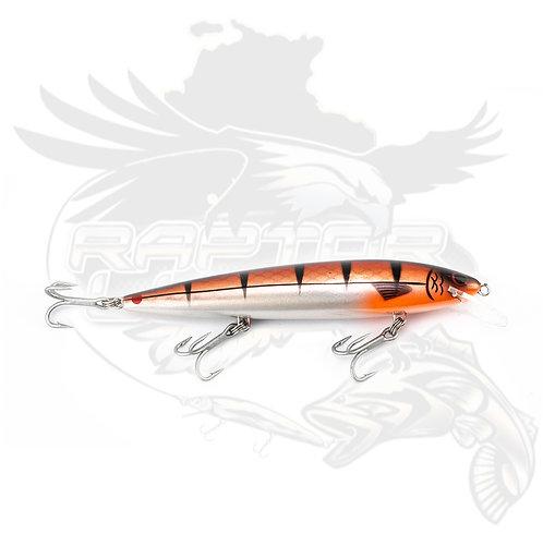 Raptor 6in Patriot Copper Chrome