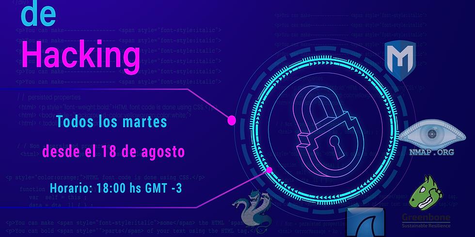 Micro Webinars - Herramientas de Hacking