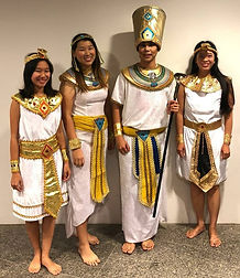 Egyptian theme from Ministry of Costumes