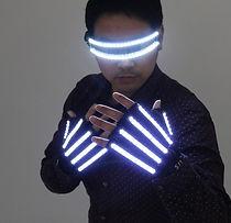 Bright-LED-Stage-Costumes-LED-Gloves-Lum