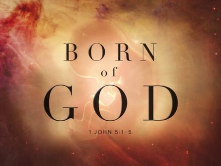 Born of God